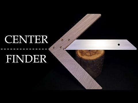 Homemade Center Finder