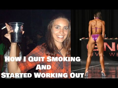 How I Quit Smoking And Started Working Out