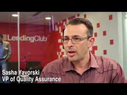 Lending Club: Senior Quality Assurance Engineer