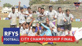 Highlights   Kolkata Senior Boys Final