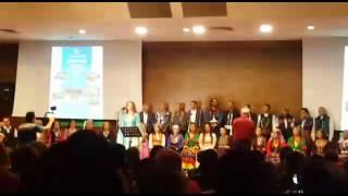 İnanç Gökçe Ankara Barosu THM Korosu Girdim Yarin Bahçesine