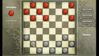 Jogo de Damas - Jogo de estratégia
