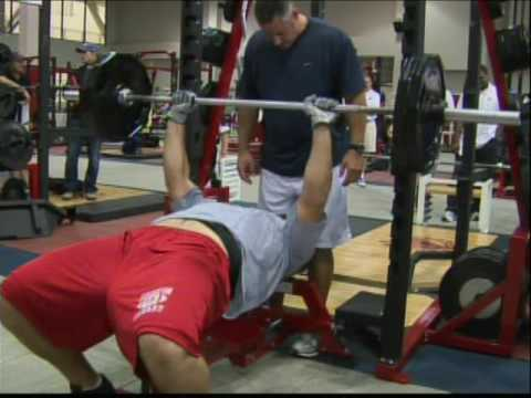 NFL Pro Timing Day - Sebastian Vollmer 2nd Round Pick New England Patriots