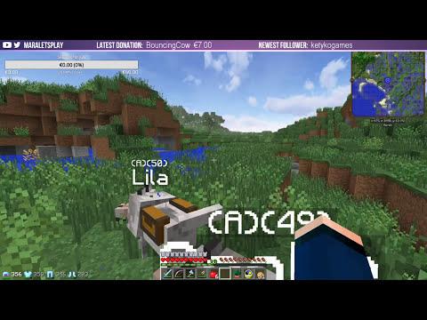 Livestream || Maranda (Modded 1.7.10) || 01/07/16 || 2/2