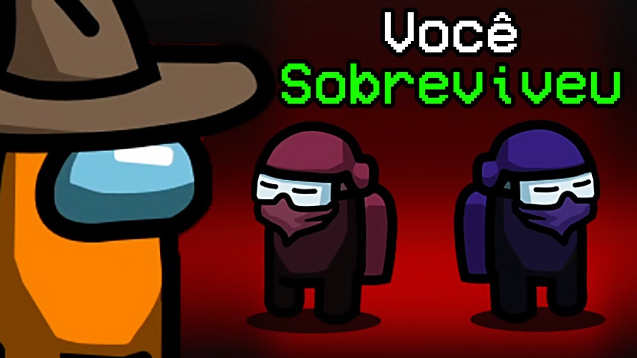 Download SOBREVIVI como VÍTIMA contra DOIS IMPOSTORES - Among Us SinglePlayer (Among Them)