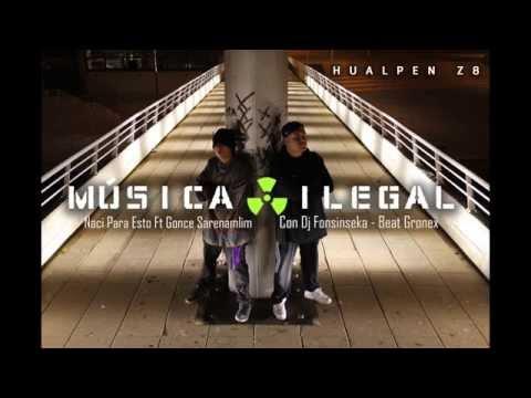 Csr & Blime - Naci Para Esto Ft Gonce Con Dj Fonsinseka Beat Gronex