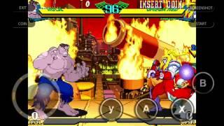 Marvel Vs. Street Fighter Original [Apk] [Android] [ZS]