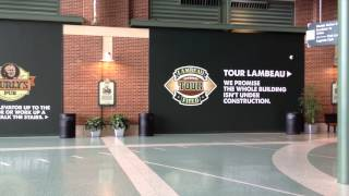 Lambeau Field construction update