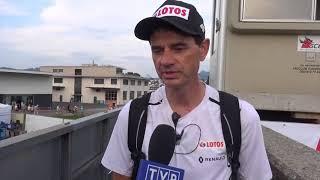 Stefan Horngacher podsumowuje LGP w Einsiedeln [04.08.2018]