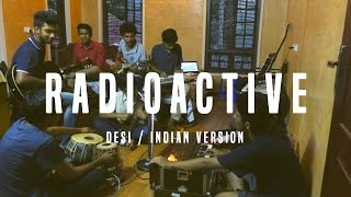 radioactive - desi / indian cover version by Vminor