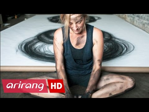 ArTravel(Ep.4) Black Dance on Pure White - Visual Artist Heather Hansen _ Full Episode