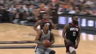No Look Steal ( James Harden )