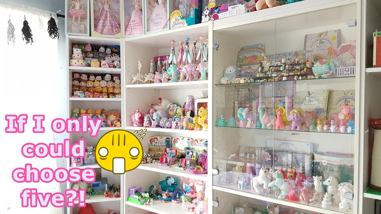 My Favorite Vintage Toys - Kawaii Pastel 80s & 90s Toy