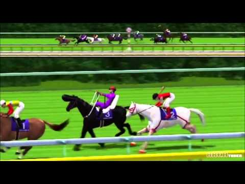 JAPAN WORLD CUP 1 | THE MOST AMAZING HORSE RACING GAME?!