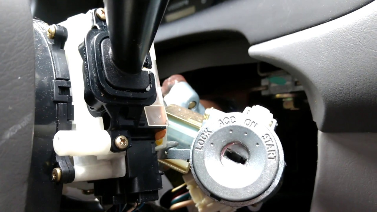Toyota Corolla Fog Switch  U0026 Intermittent Wiper Switch Install