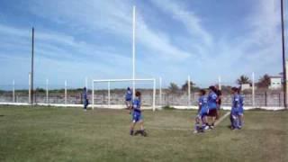 Futebol Mucuri - Cobrança de Penalty Mateus Marco