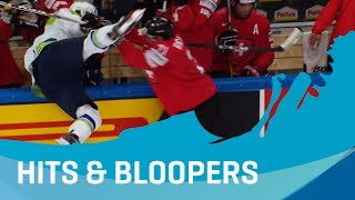 Moves, Hits & Bloopers | #IIHFWorlds 2017