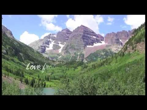 Love from Colorado by Deejay Johnson