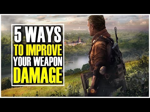 Tom Clancy's The Division 2 - YouTube