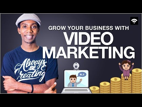 Using Video Marketing for Business   How to Grow Your Business With Video
