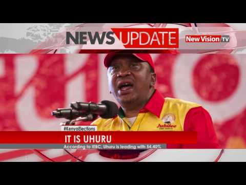 KENYA ELECTIONS: It is Uhuru for Kenya