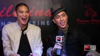 Jay R and Kris Lawrence brings OPM to the world remembers the First Impression days