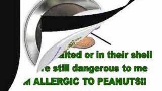 Peanut Allergy/Food Allergy Awareness Products