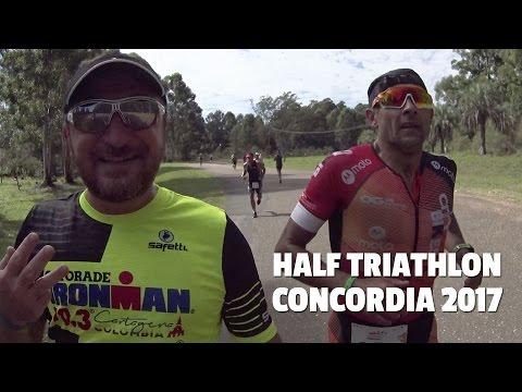 HALF TRIATHLON CONCORDIA 2017 (charlas al trote, cap. #14)