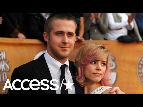 Ryan Gosling Says Chemistry With Rachel McAdams Was 'Immediate' In Epic Throwback Vid | Access