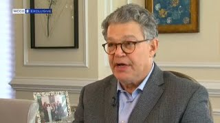 WCCO Exclusive: Esme Murphy's Full Interview With Senator Al Franken
