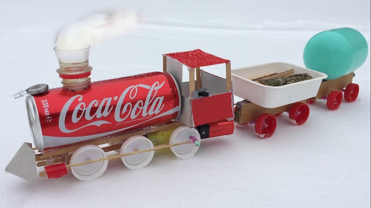Christmas Electric Train