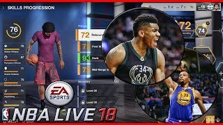 NBA Live 18 The One | Hybrid Wings Are Op!? | Playing The Full Game!