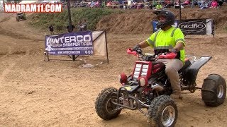 ATVs ATTEMPT MONSTER HILL CLIMB AT BIKINI BOTTOMS OFFROAD PARK