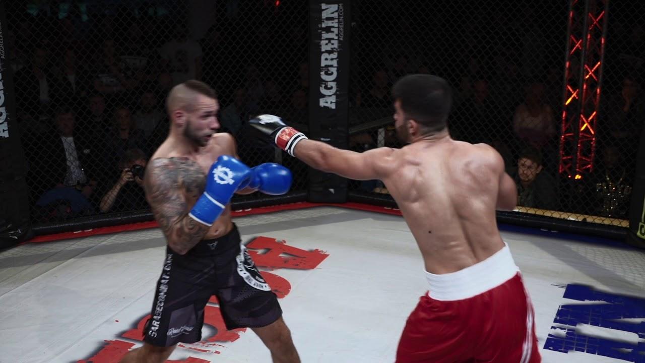 Fight5 chris erhardt garage combat club wien vs cudi tanriverdi