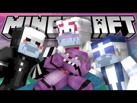 Minecraft Fnaf Sister Location - Bon Bons Voice Malfunction (Minecraft Roleplay)