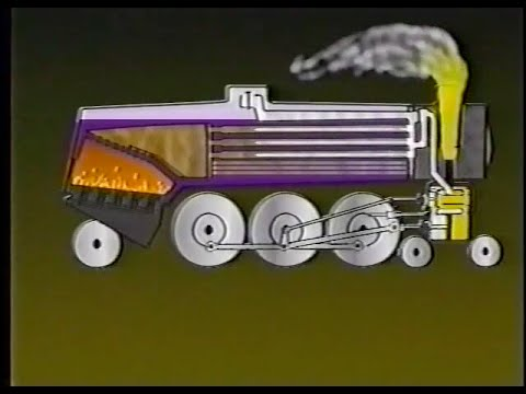 Federal Railroad Administration Steam Locomotive Safety Training Video