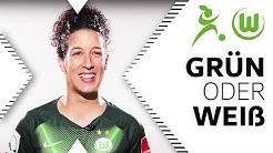 Urlaub oder Saison? | Claudia Neto in Grün oder Weiß | VfL Wolfsburg Frauen