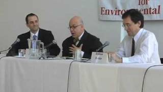 5) Higher Education and Sustainability: Leon Botstein and Andrew Revkin