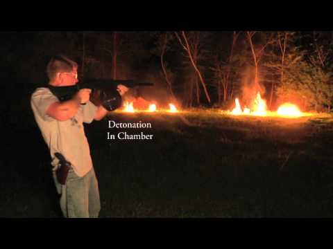 Detonation vs Deflagration - Smarter Every Day 1
