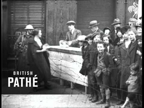 Dublin: Business As Usual (1921)