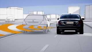 Active Lane Keeping Assist -- Accident Avoidance -- Mercedes-Benz thumbnail