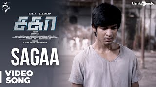 Sagaa Song | Sagaa Video Song | Shabir | Murugesh