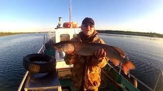 Рыбалка на р.Собь.