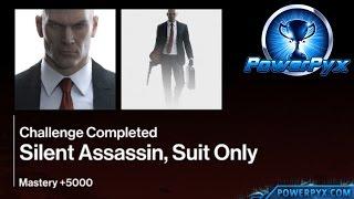 Hitman - Club 27 Bangkok - Silent Assassin, Suit Only Challenge Walkthrough (Episode 4 Thailand)