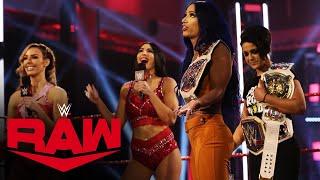 The IIconics ruin Bayley's birthday: Raw, June 15, 2020