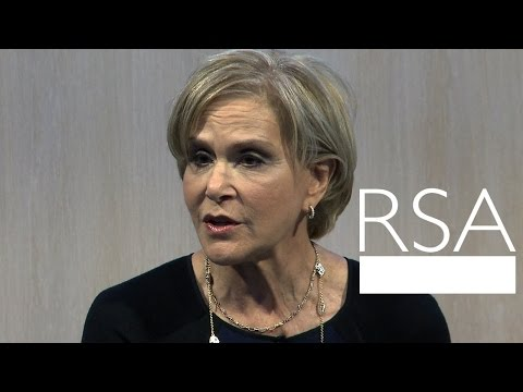 Judith Rodin on Resilient Cities