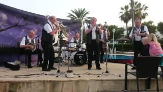 Pennies from heaven – The Harlem Ramblers at Cala d'Or Mallorca 9.-16.Mai 2015