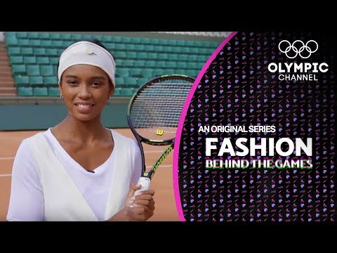 How Would a Tennis Player Perform with an Old-School Outfit? | Fashion Behind The Games