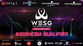 [WESG 2019] Team Orca VS Wolf | DOTA 2 - Indonesia Qualifier