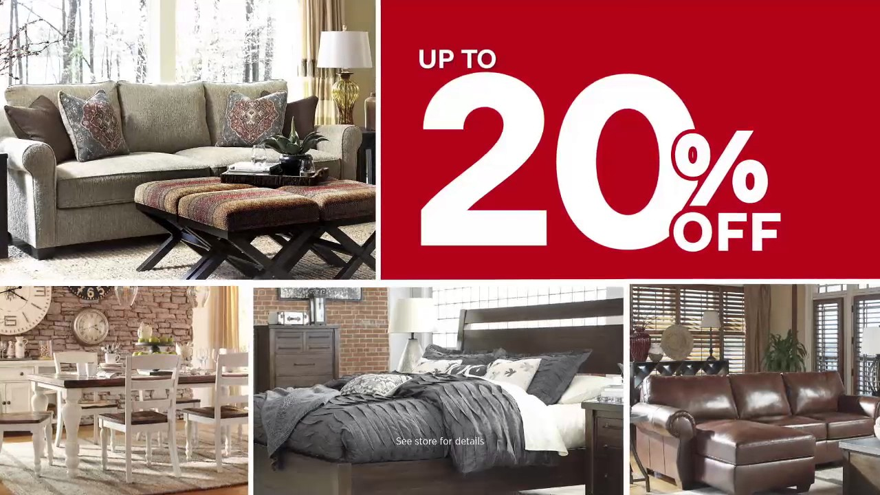 Bedroom Furniture Joplin Mo ashley furniture homestore - president's day sale - joplin, mo